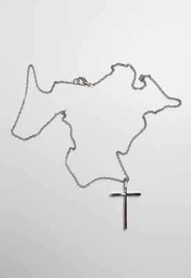 Big Basic Cross Necklace Urban Classics