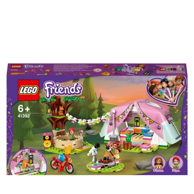 LEGO 41392 Friends Nature Glamping
