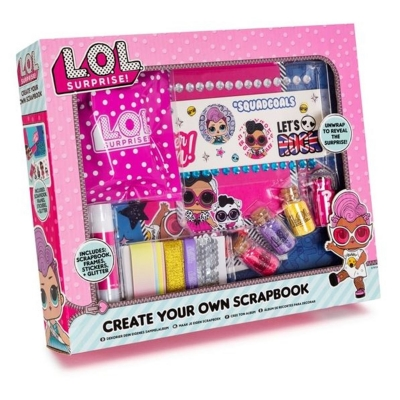 LOL Create Your Own Scrapbook