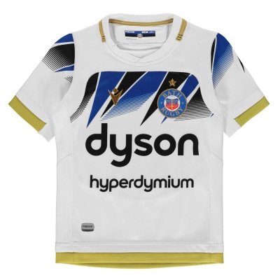 Macron Bath Away Replica Jersey Juniors
