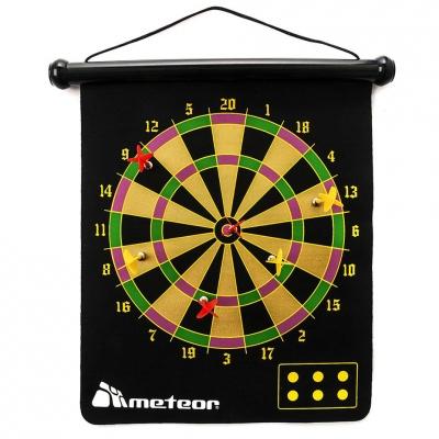 Magnetic Dart Board Meteor 24684