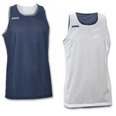 Tricou Reversiblet- Aro Navy-white Sleeveless Joma