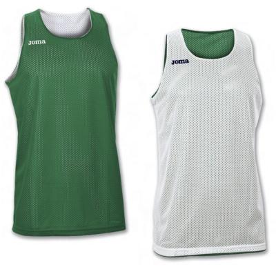 Tricou Reversiblet- Aro Green-white Sleeveless Joma