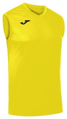 Tricou Combi Yellow Sleeveless Joma