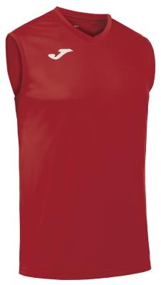 Tricouri Basic Red Sleeveless Joma