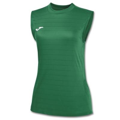 Tricouri Volley Green Sleeveless Joma