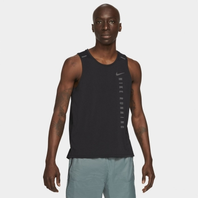 Nike Miler Run Division Hybrid Running Tank pentru Barbati
