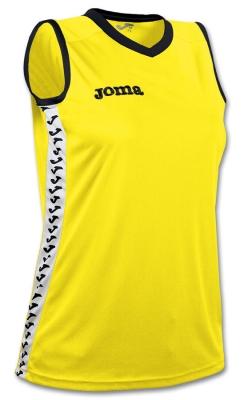 Tricouri Sleeveless Emir Yellow pentru Femei Joma