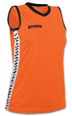Tricouri Sleeveless Emir Orange pentru Femei Joma