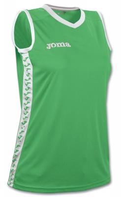 Tricouri Sleeveless Emir Green pentru Femei Joma