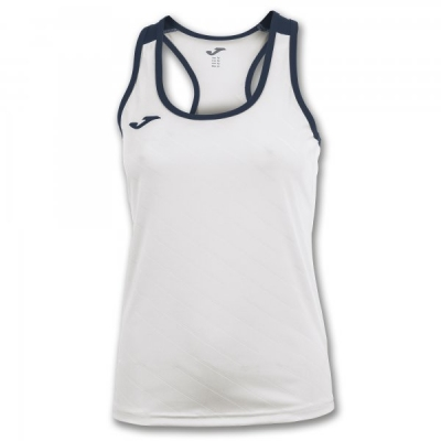 Tricou Torneo Ii White-navy pentru Femei Joma