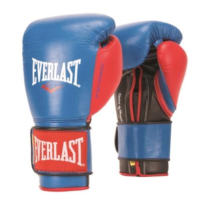 Manusa box Everlast Powerlock Pro Hook And Loop Training Boxing