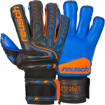Manusi Portar Reusch Attrakt S1 Evolution Finger Support 5070238 7083
