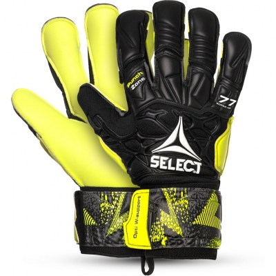 Manusi Portar Select 77 Super Grip Hyla Cut black and yellow