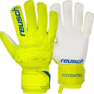 Portar glove Reusch Fit Control SD Open Cuff 3972515 588 Junior