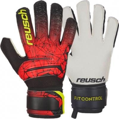 Portar glove Reusch Fit Control SD Open Cuff 3972515 705 Junior