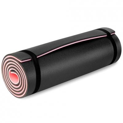 Mat Spokey Campinos XPE Eva black and pink 928264