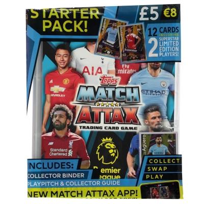 Match Attax Starter Pack 2018 2019