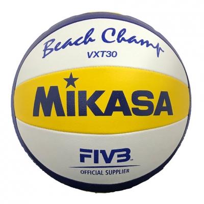 Mikasa Beach Volleyball Ball VXT30 yellow-blue