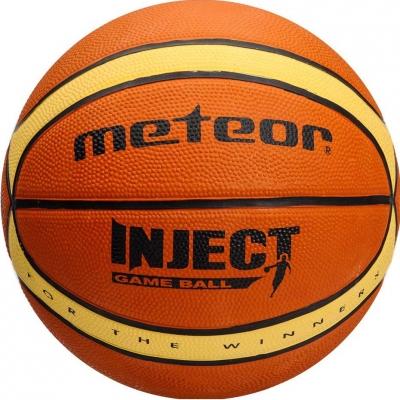 Basket ball Meteor Inject 14 Panels brown beige 6 07071