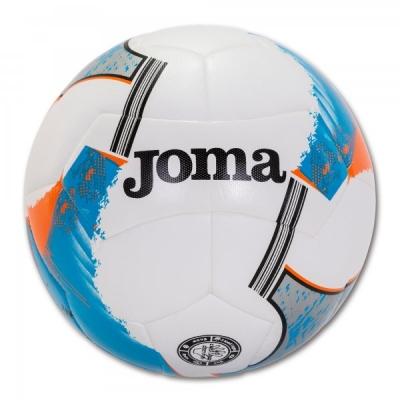 Uranus Hybrid Soccer Ball White-blue Size 5 Joma
