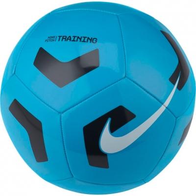 Nike Pitch Training soccer ball blue and black CU8034 434