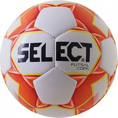 Minge Fotbal Select Futsal Copa 2018 Hall 4 white-orange 14318
