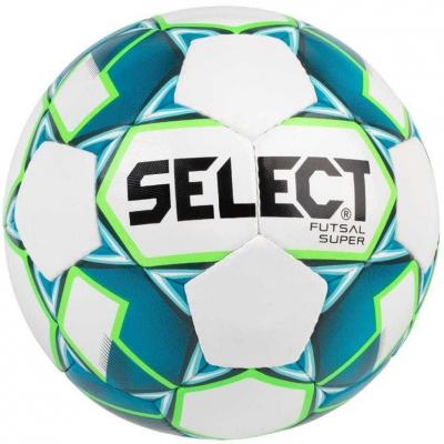Minge Fotbal Select Futsal Super 2018 white 16517