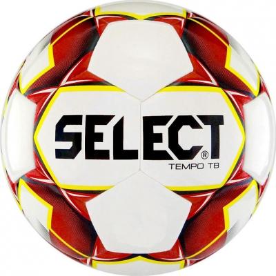 Minge Fotbal Select Tempo TB 4 white red