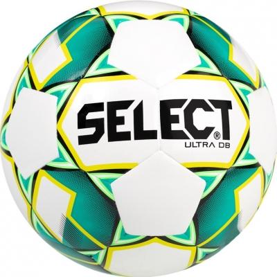 Minge Fotbal Select Ultra DB 5 2019 white green-yellow 14995