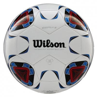 Minge Fotbal Wilson Copa II Sb white and blue WTE9210XB04