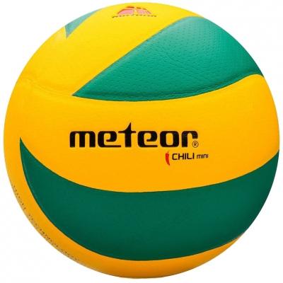 Scripture? mesh ball Meteor Chili Pu Mini yellow-green 10087