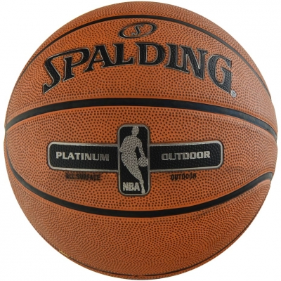 Basket Ball Spalding NBA Platinium Streetball Outdoor 2017 83493Z