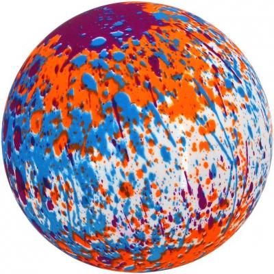 Rubber ball 15cm Enero colored 9215A 1019215