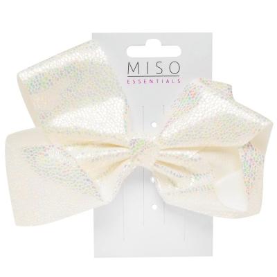 Miso Iridescent Bow de fete Junior
