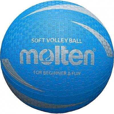 Molten volleyball softball blue S2V1250-C Smj