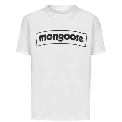 Tricouri Mongoose Logo Junior