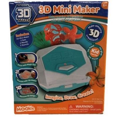 Mookie 3D Mini Maker
