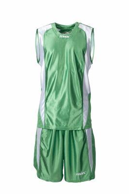 Set baschet Nairobi Verde Bianco Max Sport pentru baschet