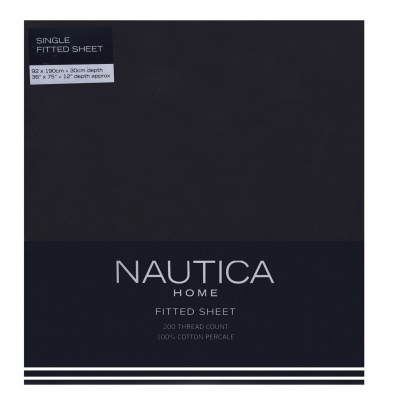 Nautica Fitted Sheet