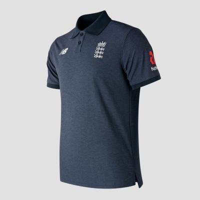 Tricouri Polo New Balance England Cricket pentru Barbati