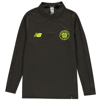 New Balance Celtic FC Baselayer Top Juniors