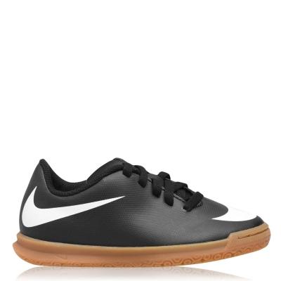 Ghete fotbal Nike Bravatax II IC Junior