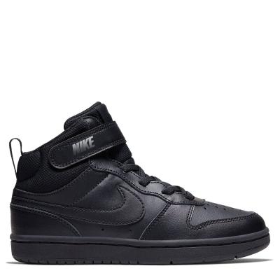 Nike Court Borough Mid 2 Little Shoe pentru Copil