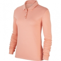 Nike Dry Polo Long Sleeved Polo Top pentru femei