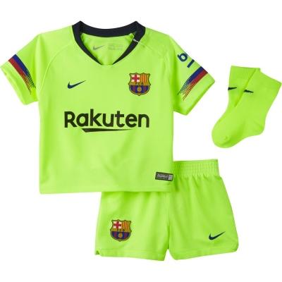 Nike Barcelona Away Mini Kit 2018 2019