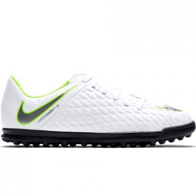 Pantofi sport Nike Hypervenom Phantom X 3 Club TF JR AJ3790 107 Football
