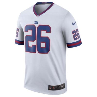 Nike New York Giants Saquon Barkley NFL Jersey