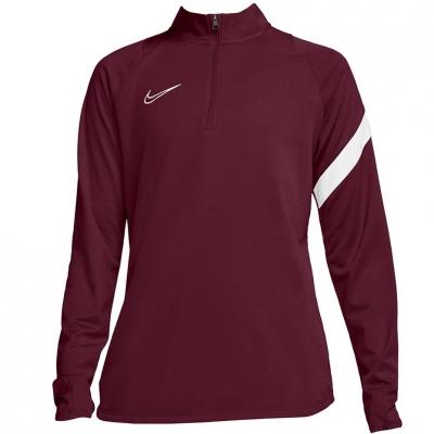 's Nike Nk Df Academy Dril Top burgundy BV6930 638 pentru Femei