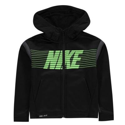 Hanorace cu fermoar Nike Therma de baieti Bebe